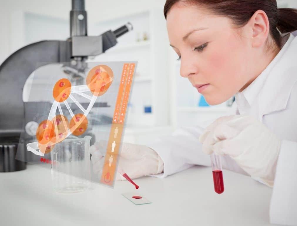 Лабораторный анализ выявит возбудителя пневмонии