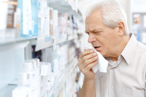 Больному показан покой, за лекарствами стоит отправить кого-нибудь другого