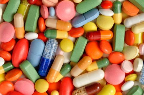 Большой выбор современных антибиотиков