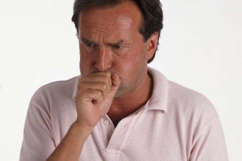 Кашель – первый признак туберкулеза