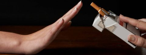 Курение – причина хронического бронхита и обструктивной болезни легких.