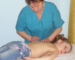 Массаж значительно улучшает общее состояние пациента