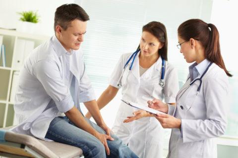 Основное направление при терапии – прием медикаментозных препаратов.