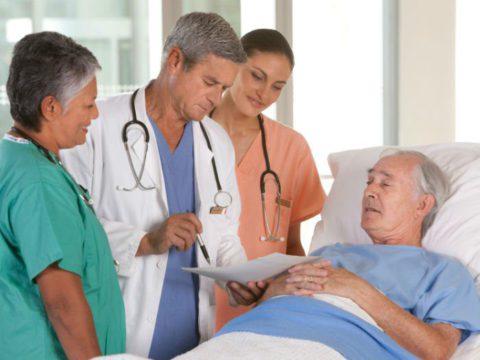 Своевременное обращение к врачу – залог успешного лечения