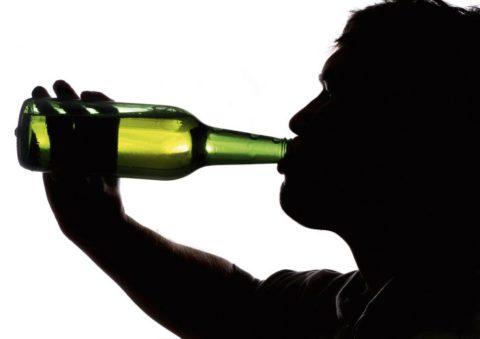 Запрет на алкоголь для инфицированных