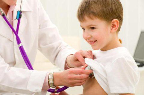 Расчет дозы и продолжительность ингаляций детям делает только лечащий врач.