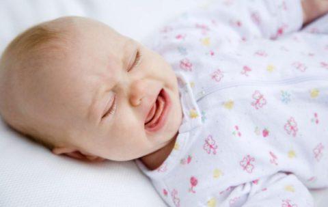 Изменение в поведении ребенка может говорить о наличии воспалительного процесса