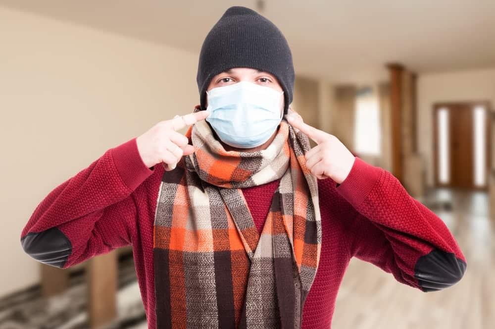 Не рекомендуется гулять при острой фазе воспаления легких