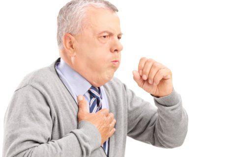 Кашель и боль в груди могут означать развитие воспаления легких