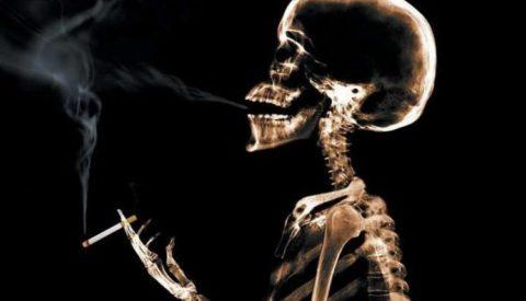 Курение – основная причина развития канцерогенеза в легких