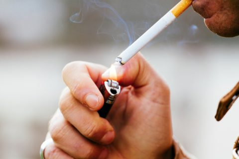 Курение искажает результат
