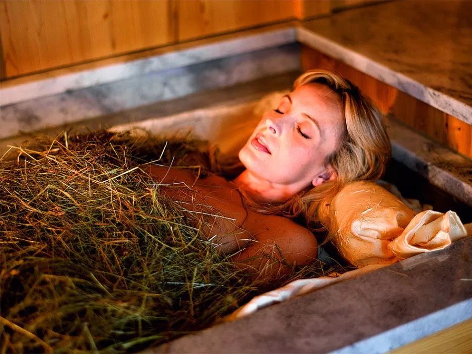 Ванны – это один из методов фитотерапии при лечении заболеваний дыхательных путей