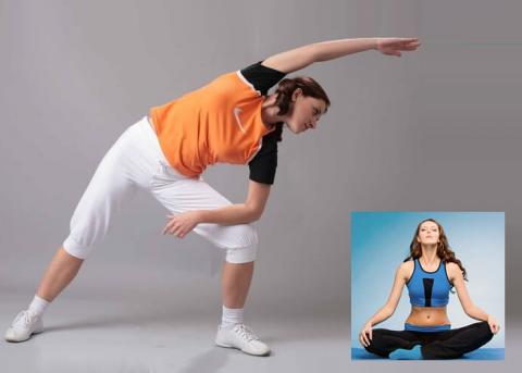 Бодифлекс при и после бронхита — и ЛФК, и вид спорта, помогающий нормализовать вес